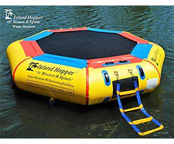 Island-Hopper-10'-Bounce-N-Splash-Padded-Water-Bouncer