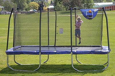 best-rectangular-trampoline