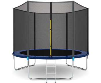 Giantex-Combo-Bounce-Jump-Trampoline-Safety-Enclosure-Net