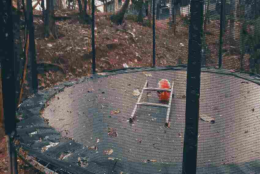 Free or Low-Cost Reconditioned or Used Trampoline for Sale
